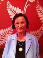 Carita Holthoer, arkivarie