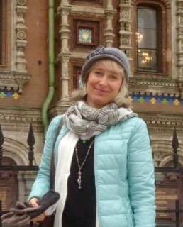 Eva Bergström-Laiho, resor