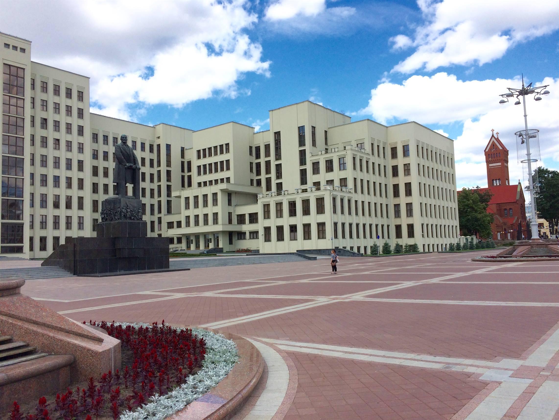 Resan till Vitryssland 31 juli  – 7 augusti 2018