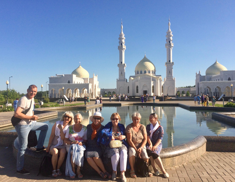 Hur var det i Tatarstan 3 – 11 juni